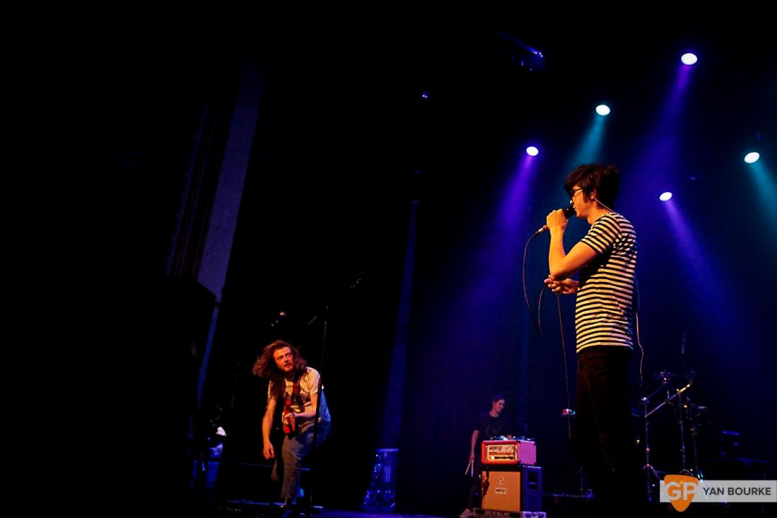 Car Seat Headrest at The Olympia on 16 May 2018 by Yan Bourke