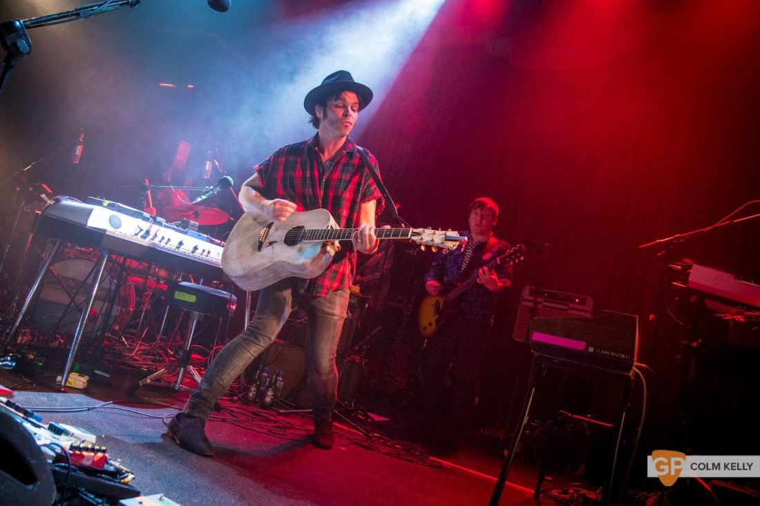 Gaz Coombes at The Academy, Dublin 25.5.2018 by Colm Kelly-5-148