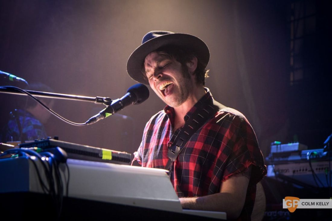 Gaz Coombes at The Academy, Dublin 25.5.2018 by Colm Kelly-5-186