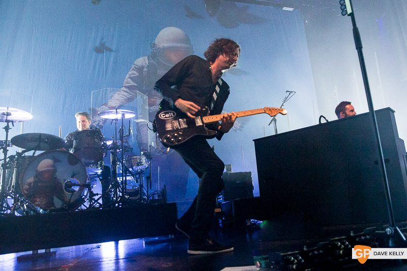 Snow Patrol at The Olympia on 15 May 2018 10