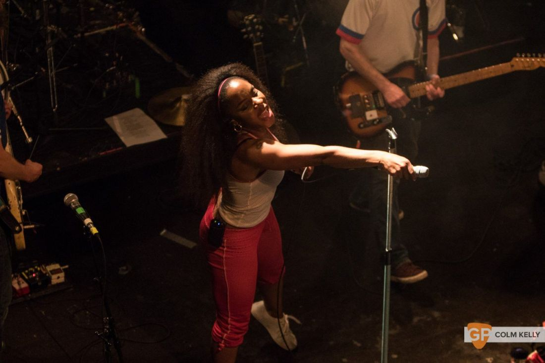 The Go! Team at The Button Factory, Dublin 3.5.2018 by Colm Kelly-5-52