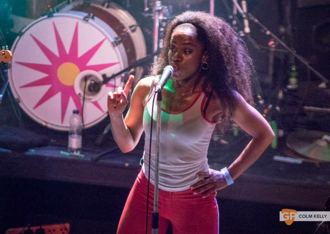 The Go! Team at The Button Factory, Dublin 3.5.2018 by Colm Kelly-5-68
