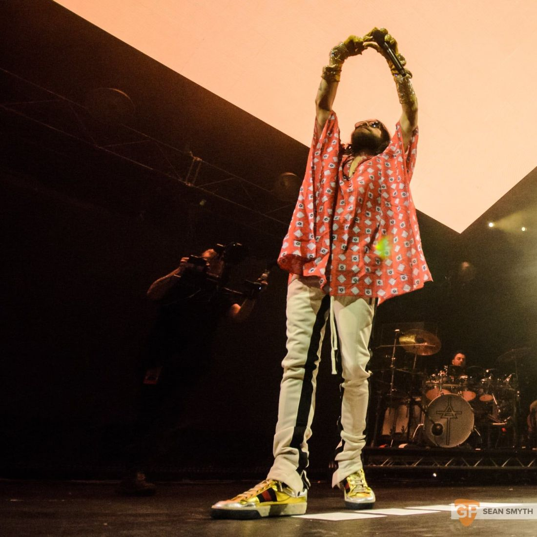 Thirty Seconds to Mars at 3Arena by Sean Smyth (30-5-18) (17 of 39)