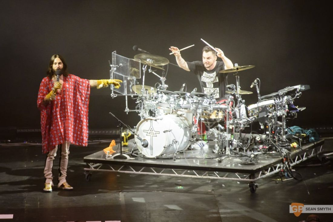 Thirty Seconds to Mars at 3Arena by Sean Smyth (30-5-18) (28 of 39)