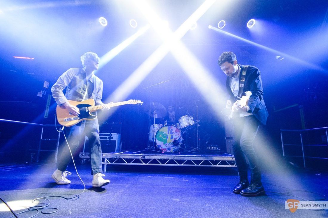 We Are Scientists at The Academy, Dublin by Sean Smyth (12-5-18) (10 of 18)