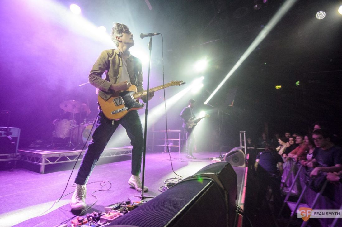 We Are Scientists at The Academy, Dublin by Sean Smyth (12-5-18) (5 of 18)