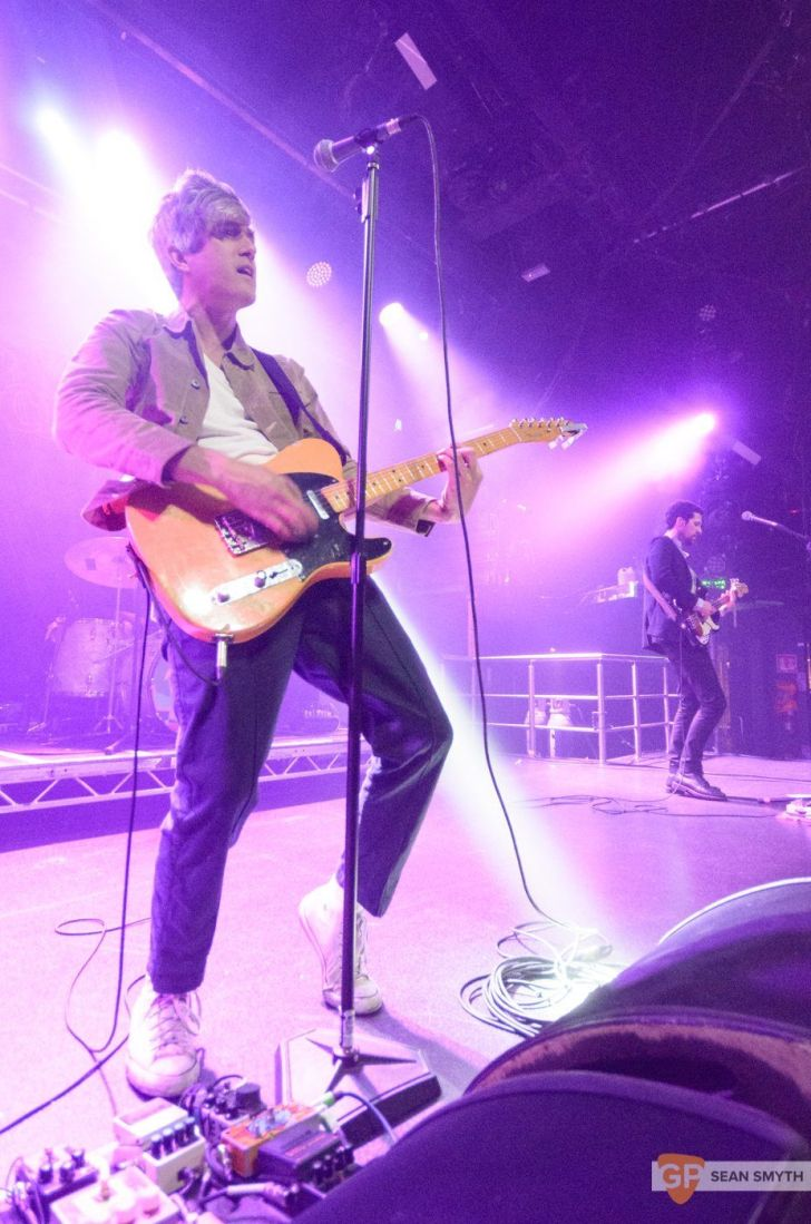 We Are Scientists at The Academy, Dublin by Sean Smyth (12-5-18) (6 of 18)