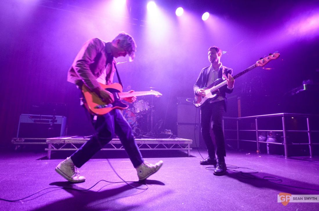 We Are Scientists at The Academy, Dublin by Sean Smyth (12-5-18) (7 of 18)