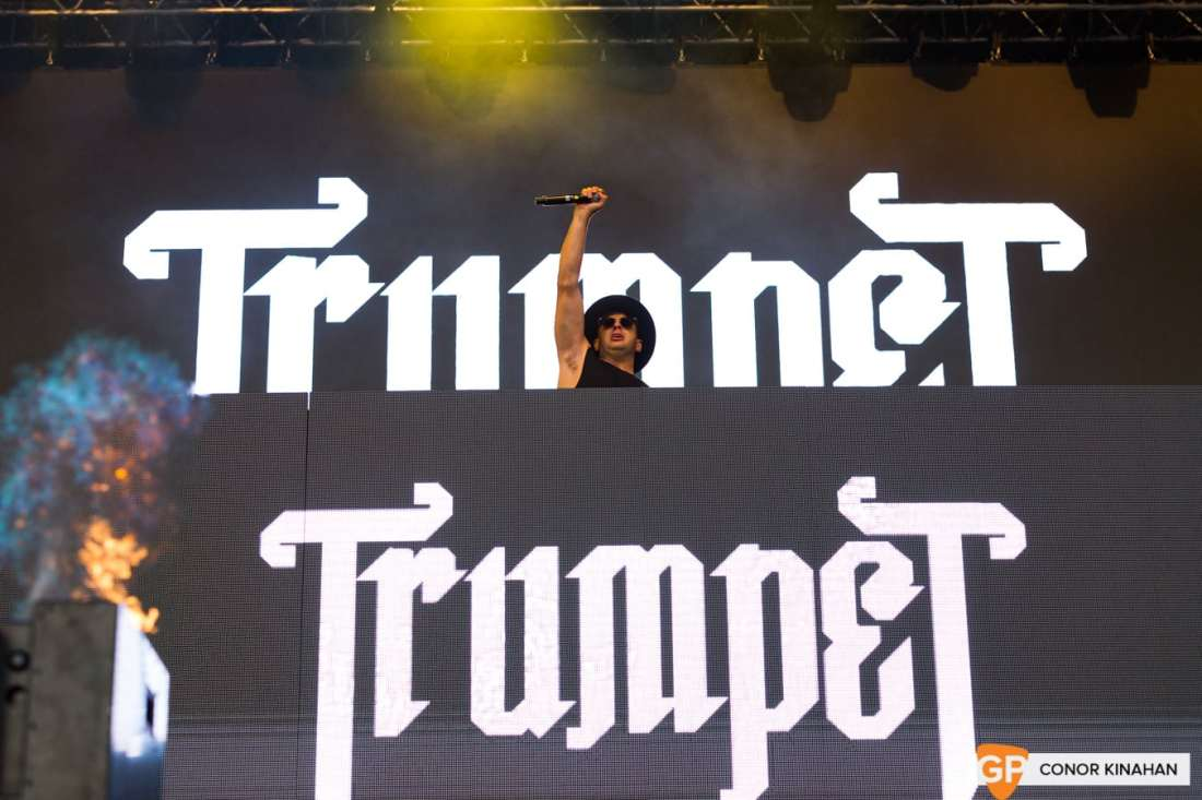 Timmy Trumpet at Belsonic