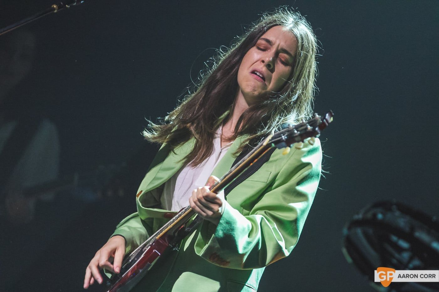 Haim at Olympia by Aaron Corr-2019