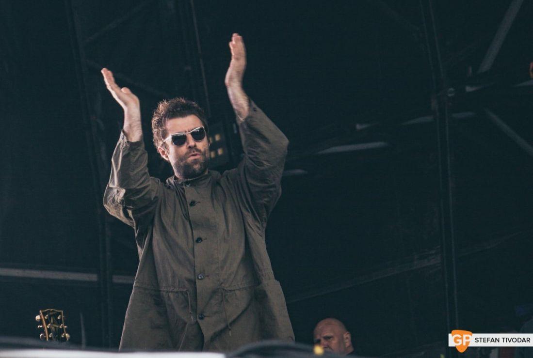 Liam Gallagher Malahide Castle 2018-Tivodar
