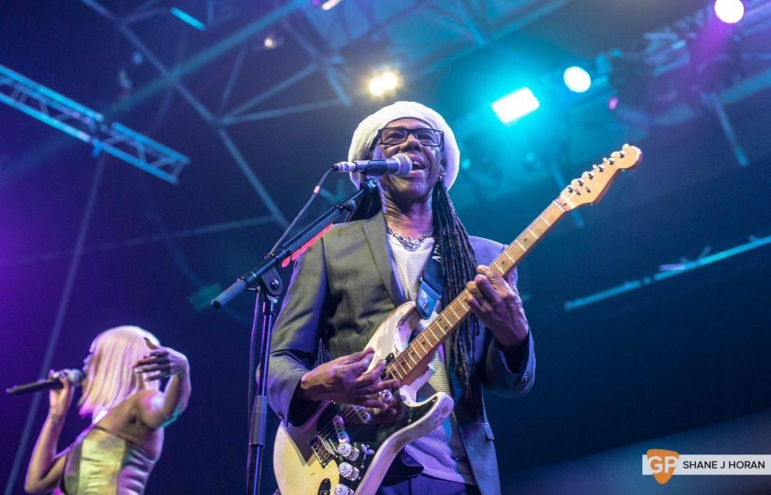 Nile Rodgers Chic, Marquee Cork, Shane J Horan, 17-6-18 (10 of 31)
