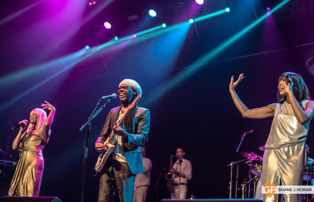Nile Rodgers Chic, Marquee Cork, Shane J Horan, 17-6-18 (12 of 31)