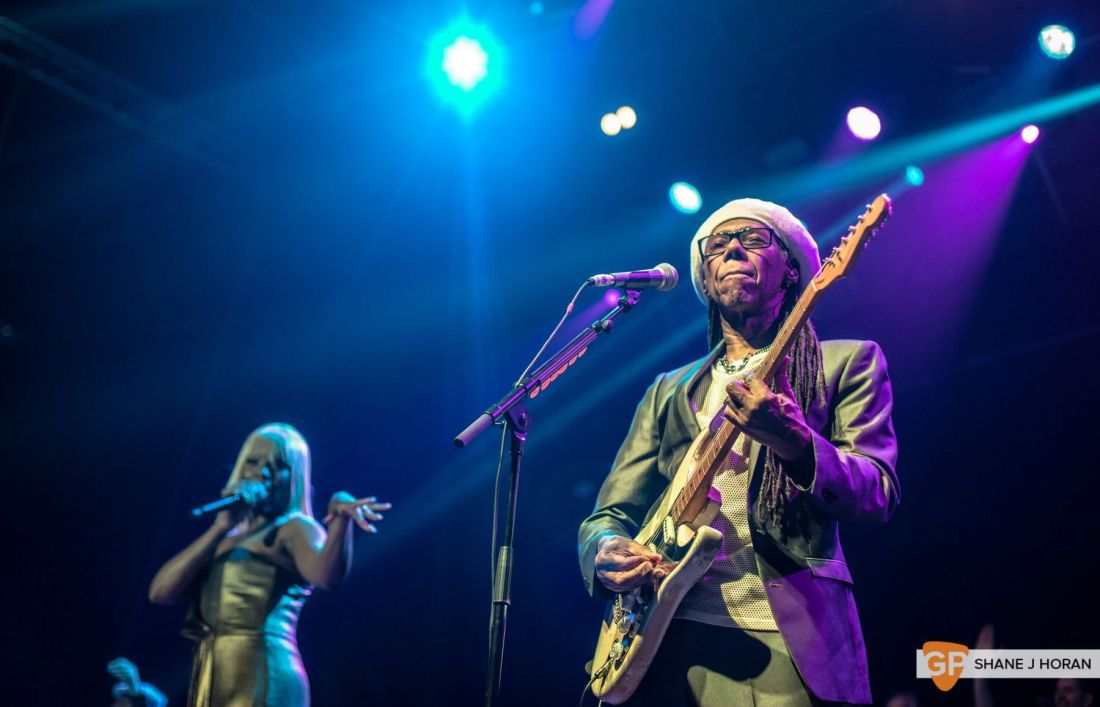 Nile Rodgers Chic, Marquee Cork, Shane J Horan, 17-6-18 (13 of 31)