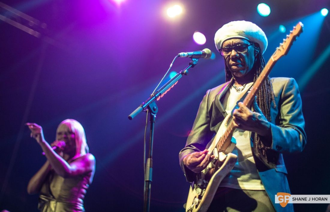 Nile Rodgers Chic, Marquee Cork, Shane J Horan, 17-6-18 (14 of 31)