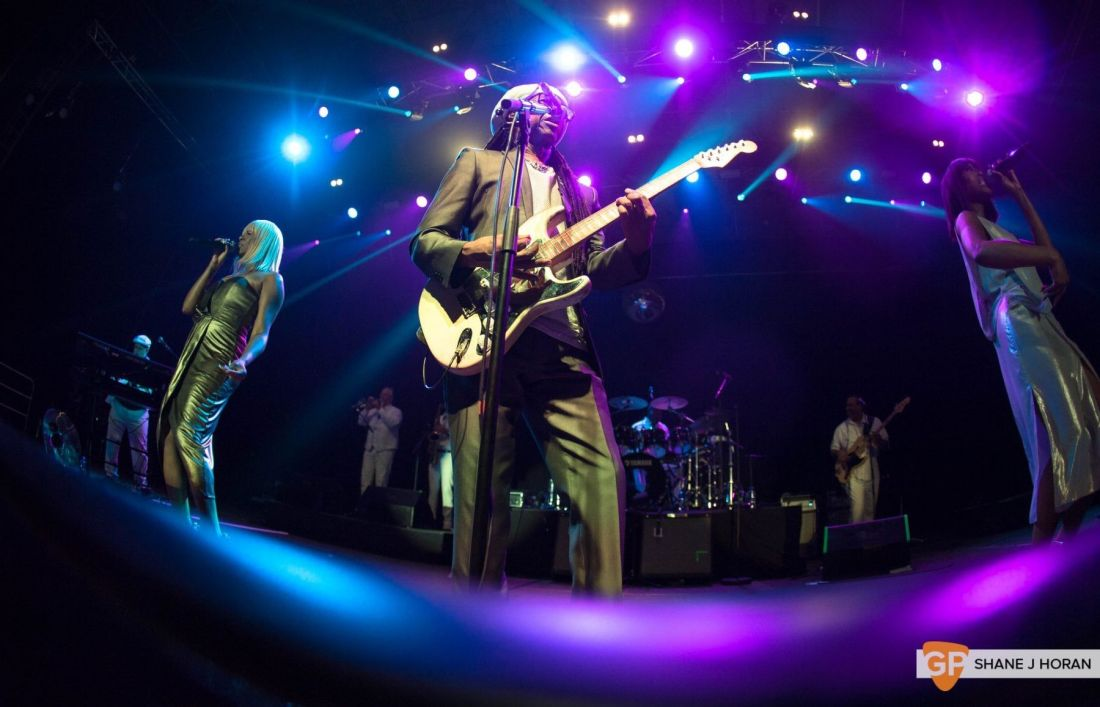 Nile Rodgers Chic, Marquee Cork, Shane J Horan, 17-6-18 (17 of 31)