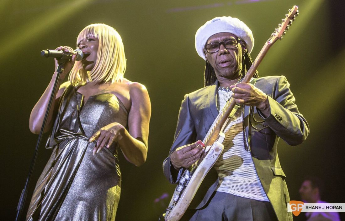 Nile Rodgers Chic, Marquee Cork, Shane J Horan, 17-6-18 (21 of 31)