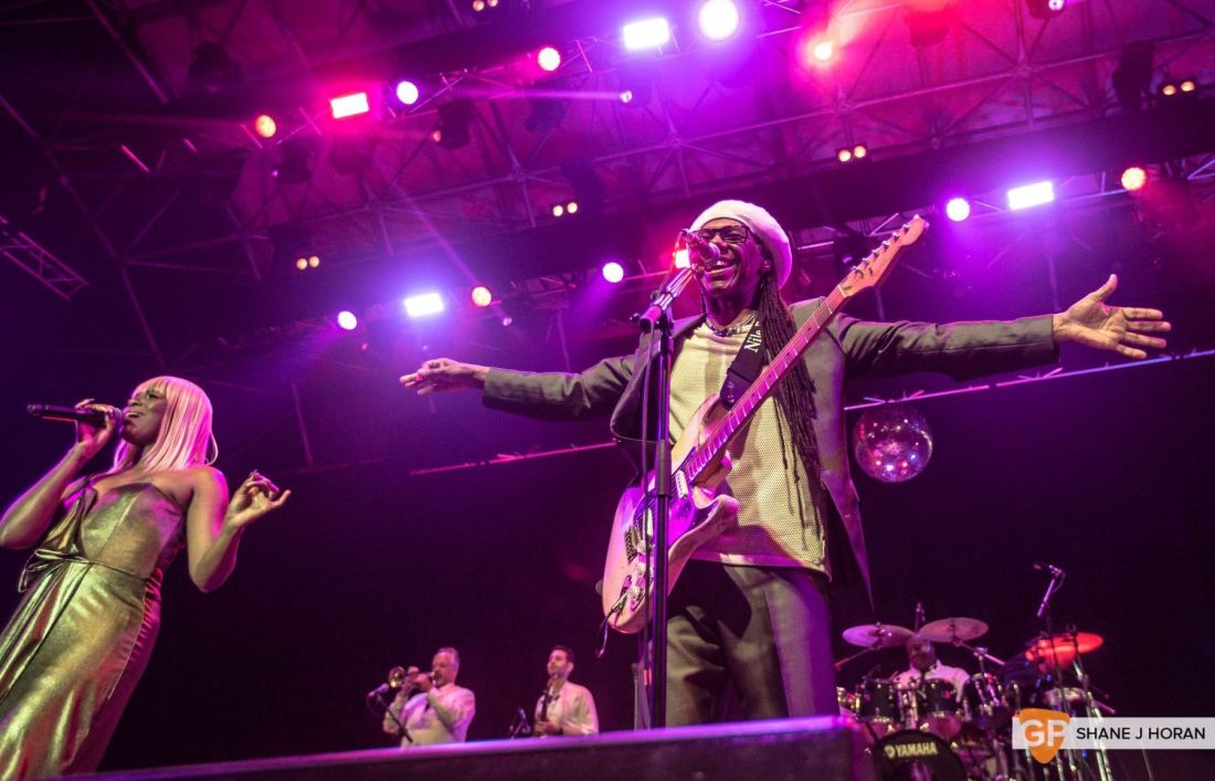 Nile Rodgers Chic, Marquee Cork, Shane J Horan, 17-6-18 (7 of 31)