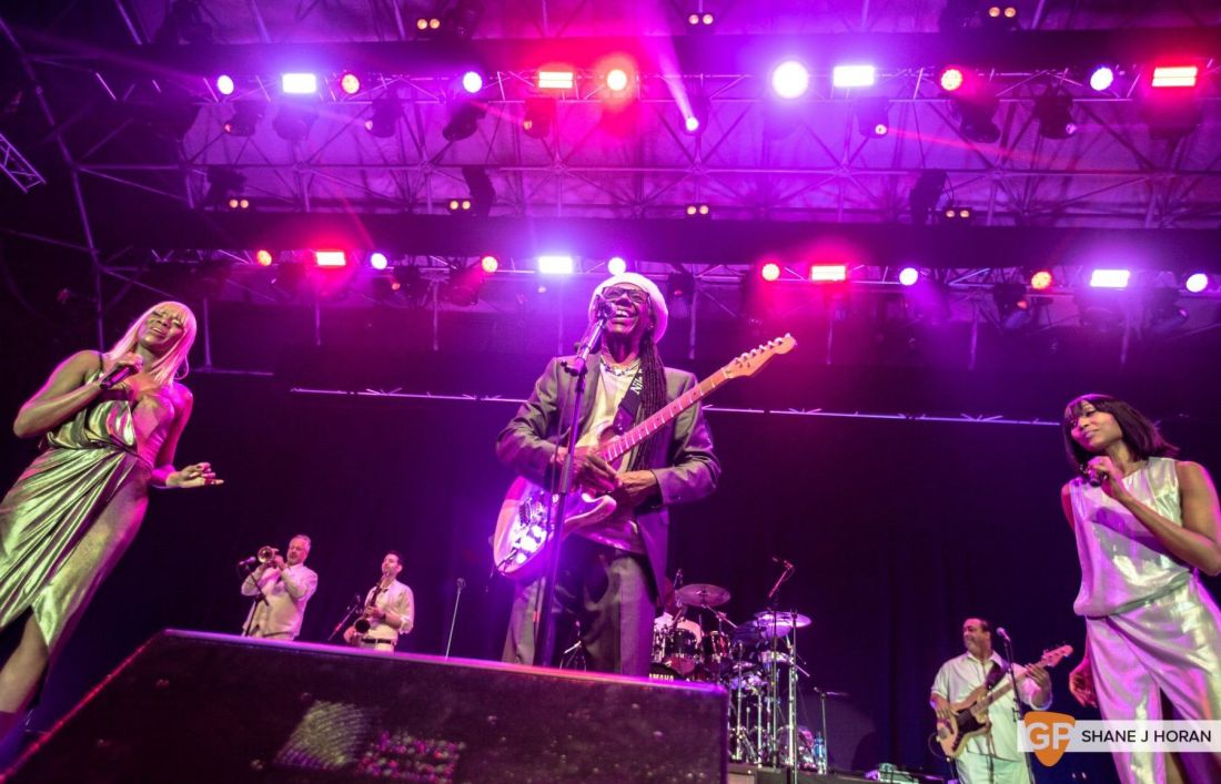 Nile Rodgers Chic, Marquee Cork, Shane J Horan, 17-6-18 (8 of 31)