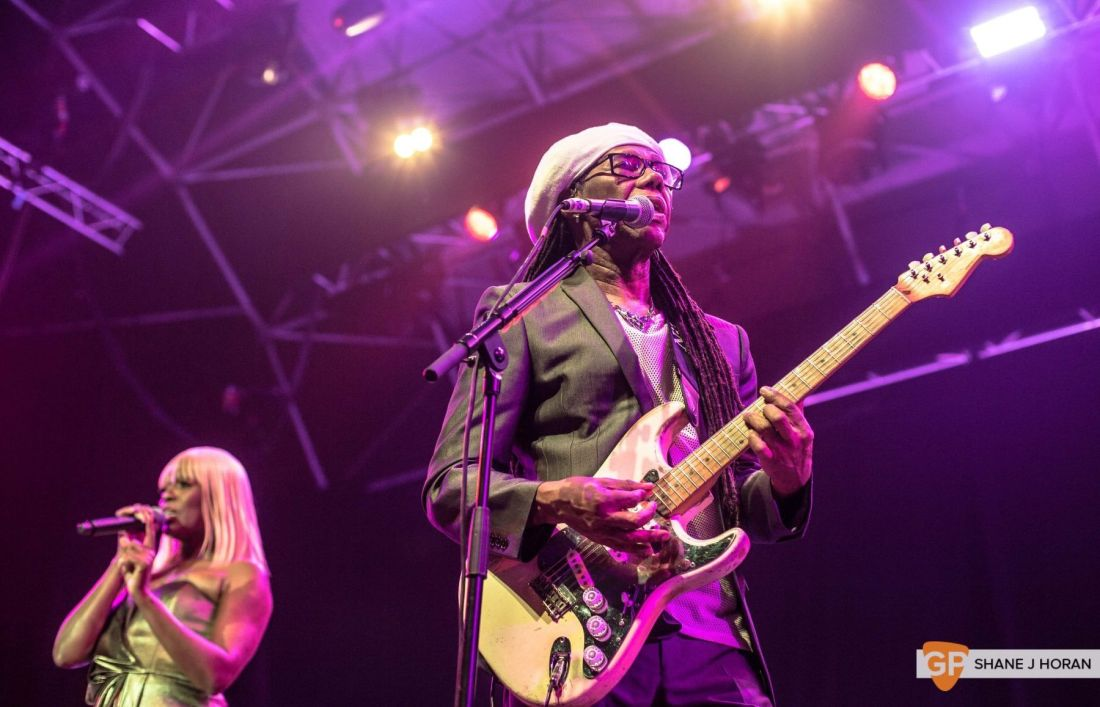 Nile Rodgers Chic, Marquee Cork, Shane J Horan, 17-6-18 (9 of 31)