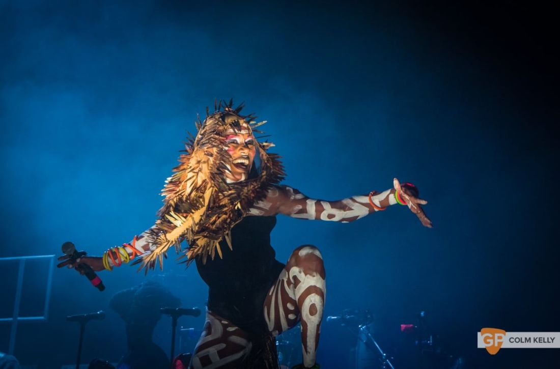 Grace Jones at Trinity Summer Sessions 23.7.2018 by Colm Kelly-7-137