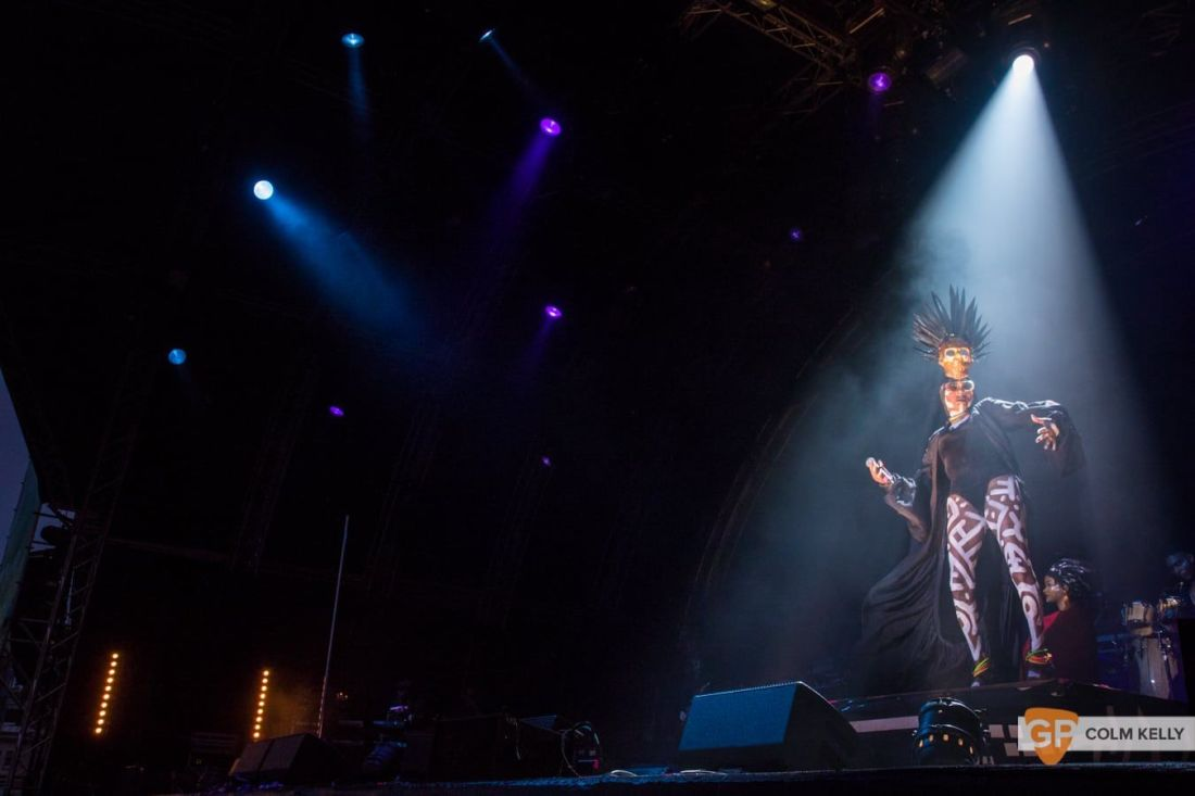 Grace Jones at Trinity Summer Sessions 23.7.2018 by Colm Kelly-7-89