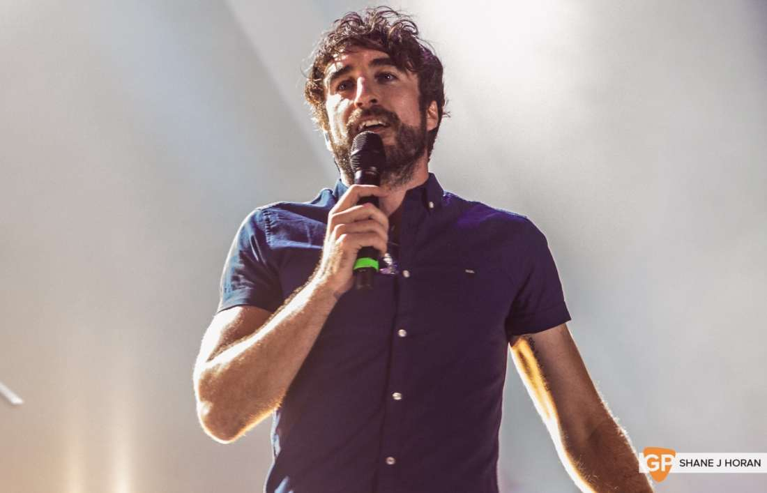 The Coronas, Marquee, Shane J Horan, 13-7-18 (10 of 15)