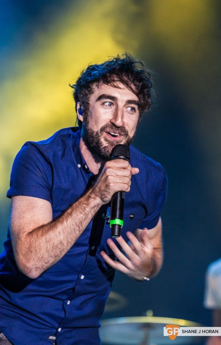The Coronas, Marquee, Shane J Horan, 13-7-18 (7 of 15)