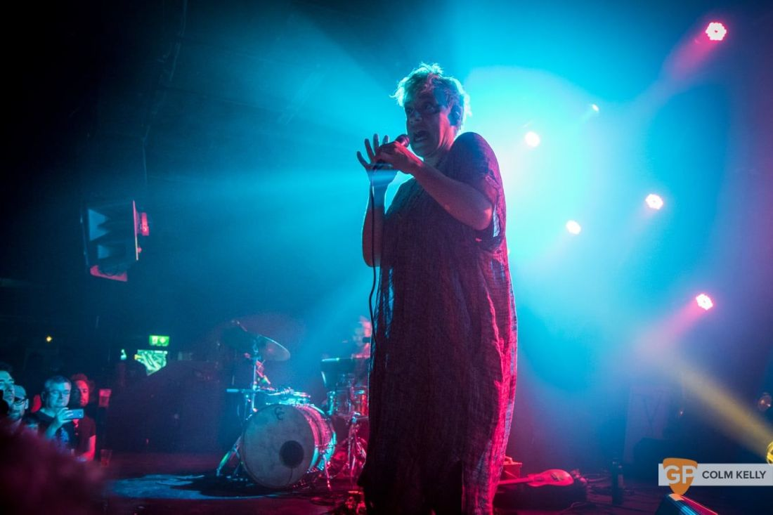 Tune-Yards at Tivoli Theatre, Dublin 10.7.2018 by Colm Kelly-7-18