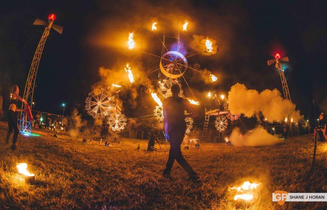 fire show, Townlands Carnival, Shane J Horan, 22-7-18 (1 of 1)