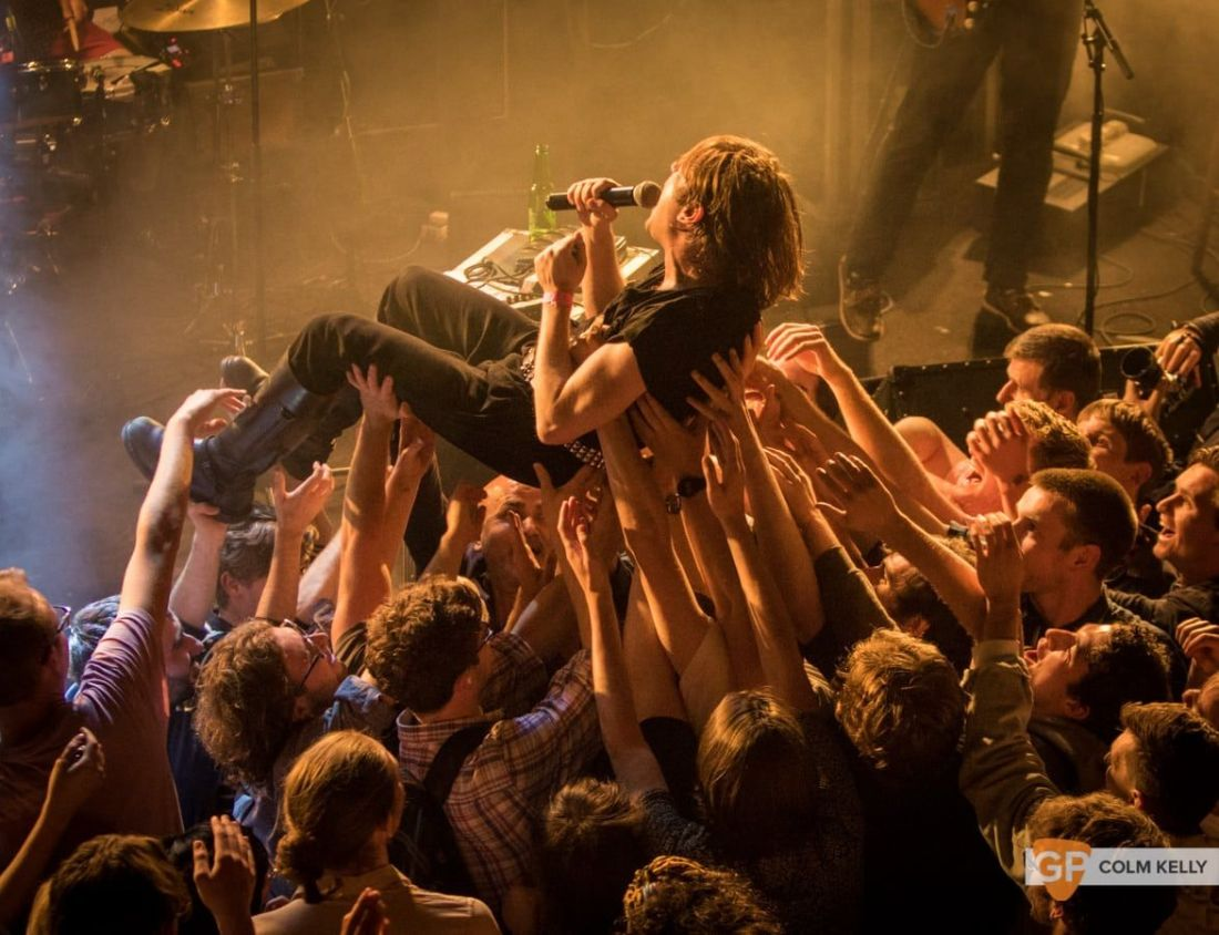 Ariel Pink at The Button Factory, Dublin 16.8.2018 by Colm Kelly