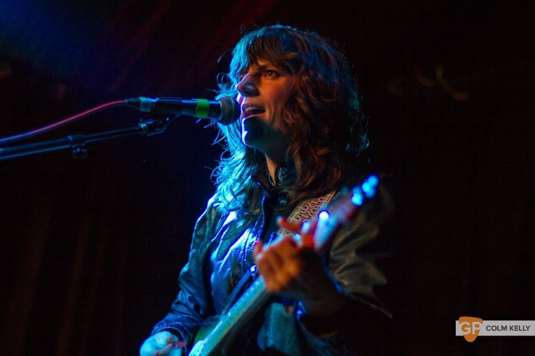 Eleanor Friedberger at The Grand Social 18.8.2018 by Colm Kelly-8-2