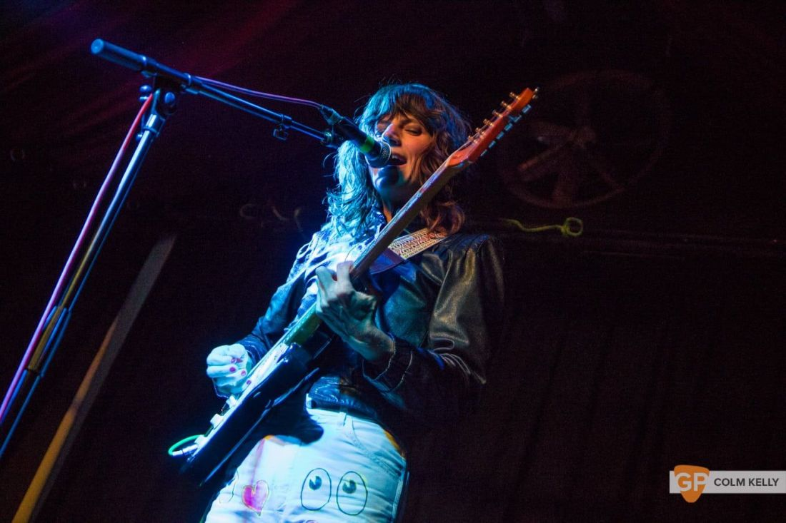 Eleanor Friedberger at The Grand Social 18.8.2018 by Colm Kelly-8-31