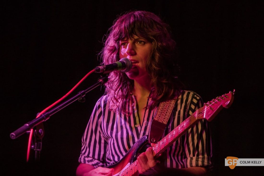 Eleanor Friedberger at The Grand Social 18.8.2018 by Colm Kelly-8-56