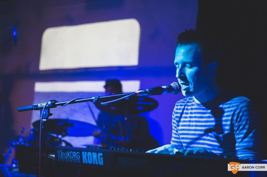 Elephant album Launch in The Grand Social by Aaron Corr-3244