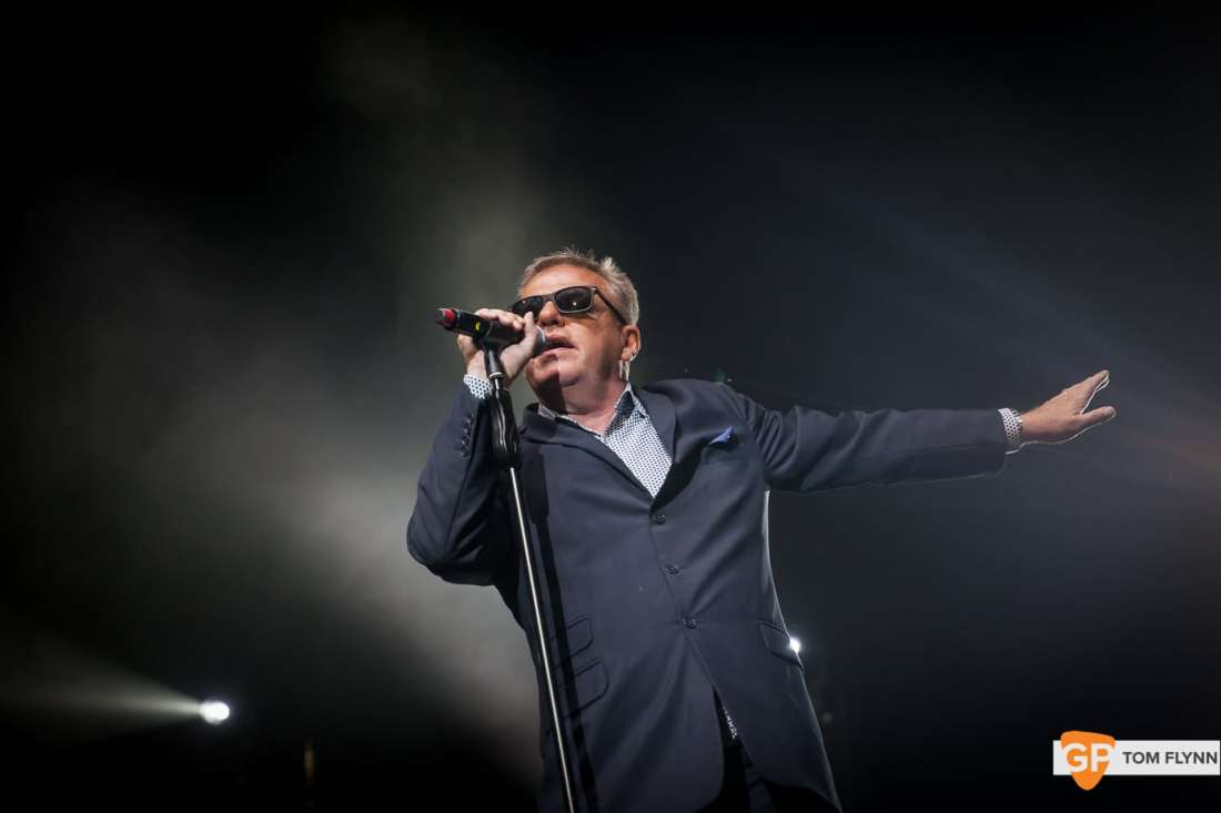 Madness at The 3Arena