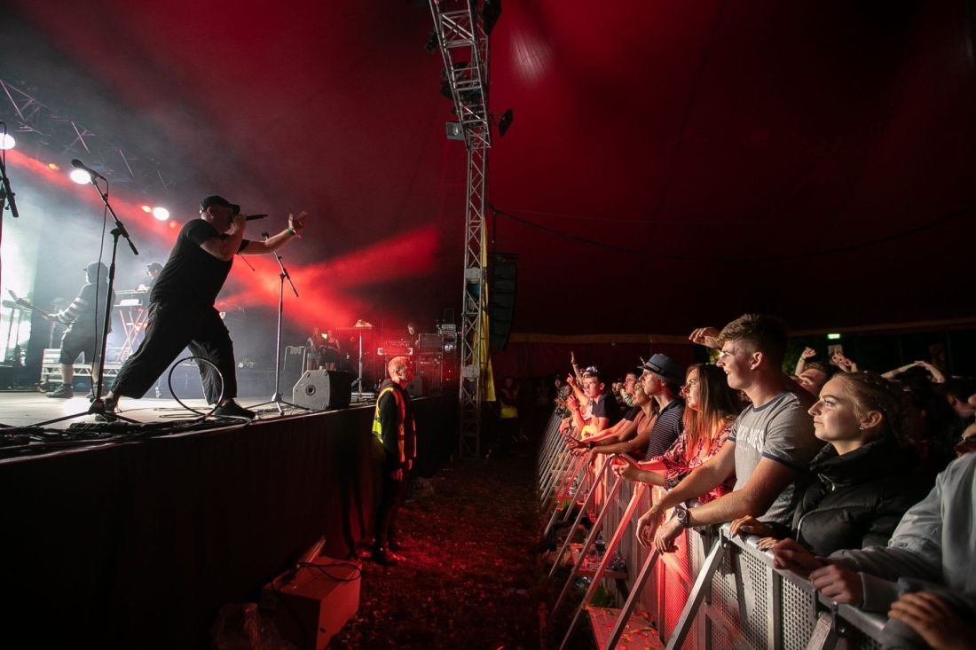 King Kong Company performs at Indiependence 2018 by Kieran Frost