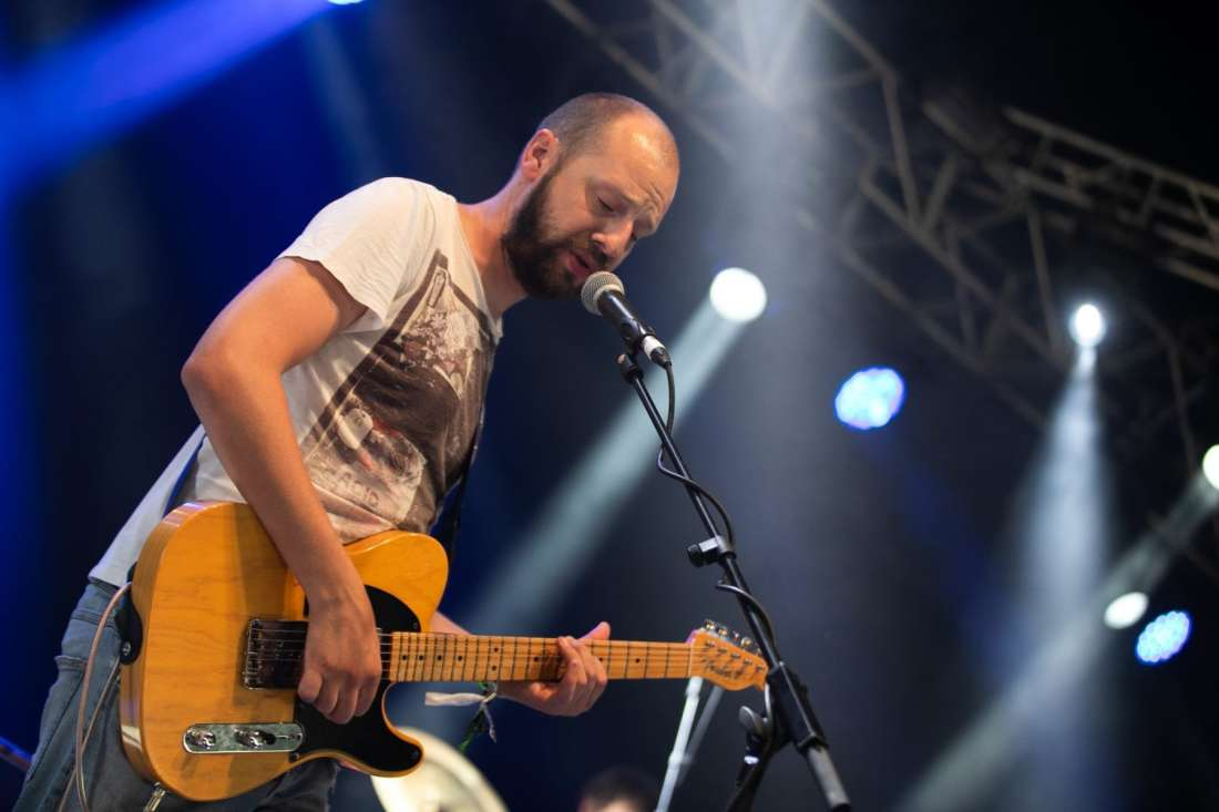 Marc O'Reilly perform at Indiependence Festival 2018 by Kieran