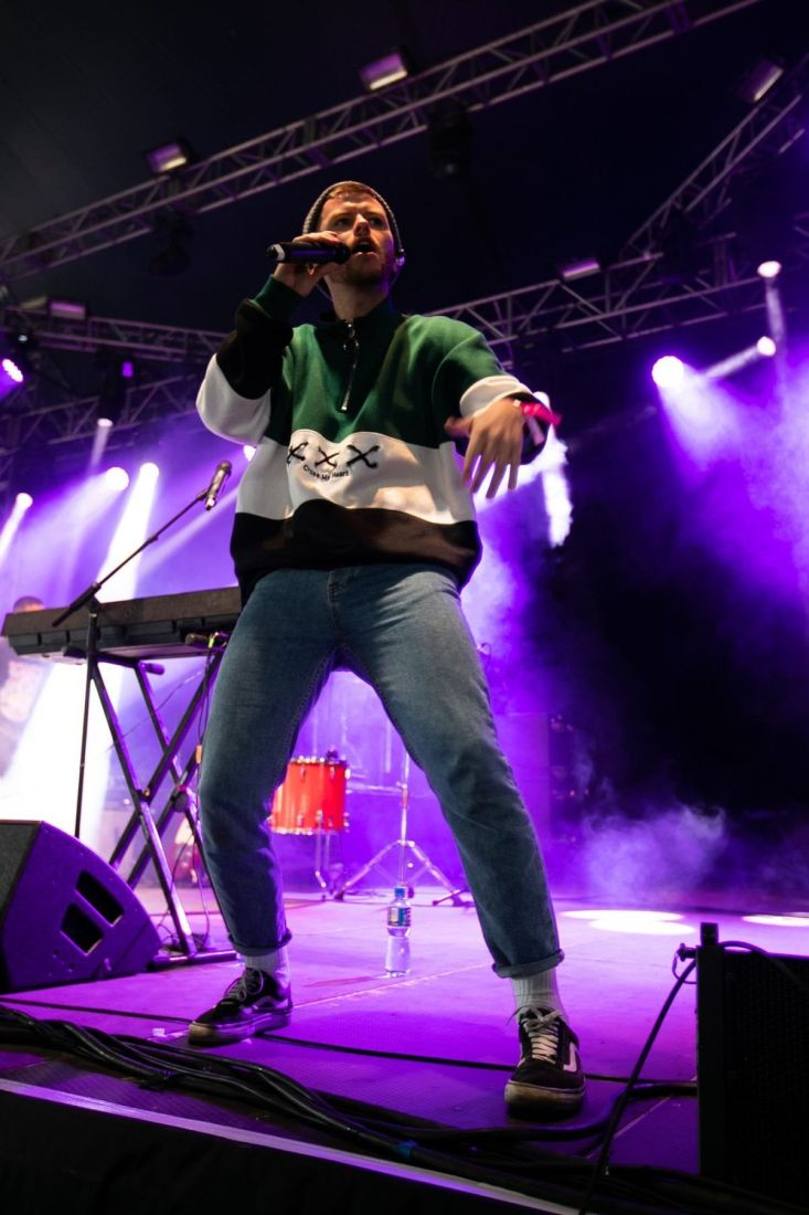 Wild Youth performs at Indiependence 2018 by Kieran Frost