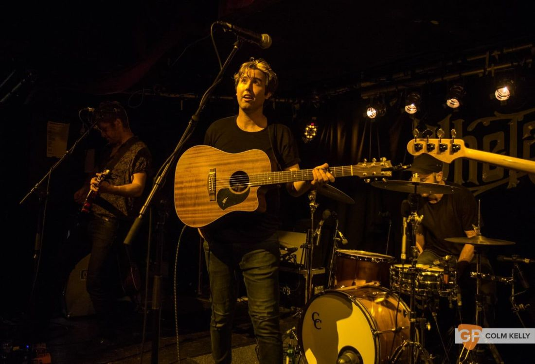 Rolling Blackouts CF at Whelan's 22.8.2018 by Colm Kelly-8-4