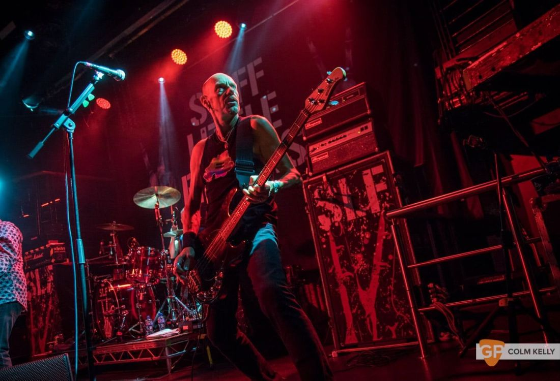 Stiff Little Fingers at The Academy, Dublin 24.8.2018 by Colm Kelly-1159