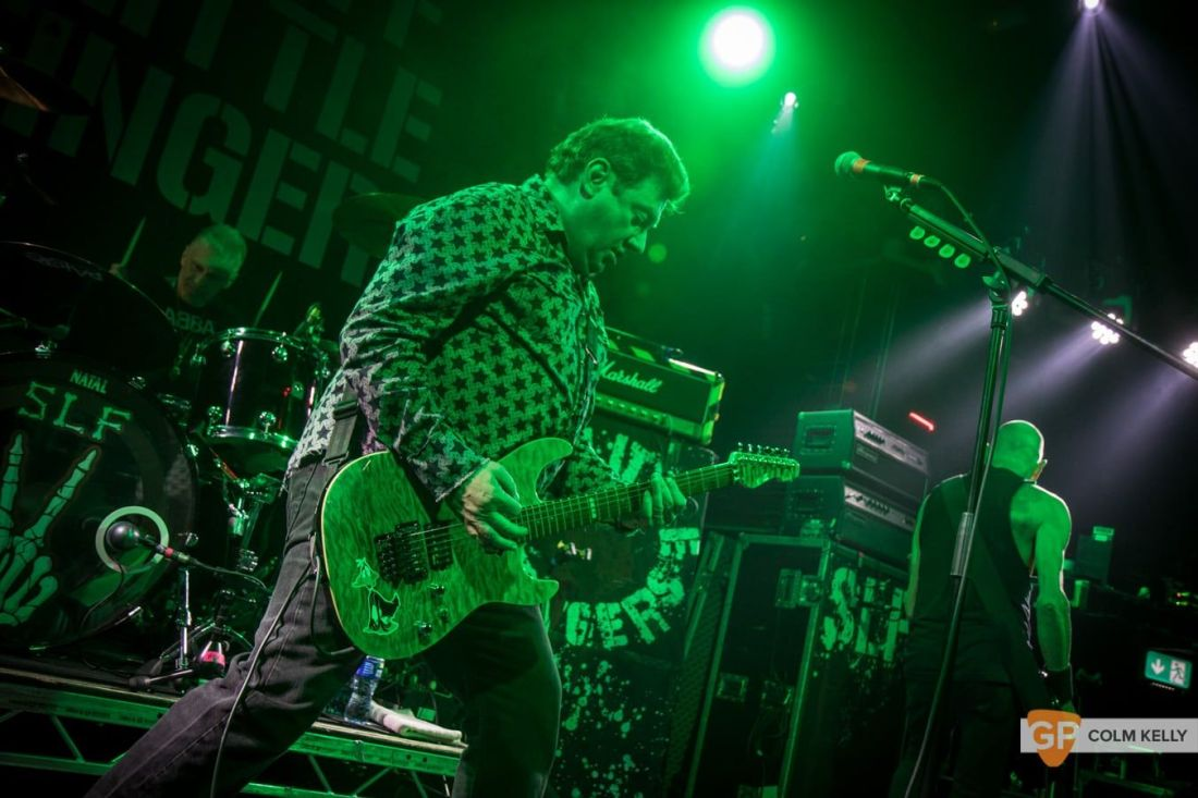 Stiff Little Fingers at The Academy, Dublin 24.8.2018 by Colm Kelly-1739