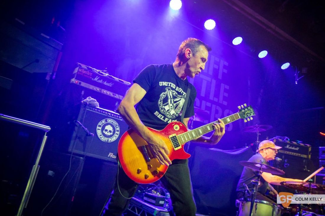The Defects at The Academy, Dublin 24.8.2018 by Colm Kelly-0425