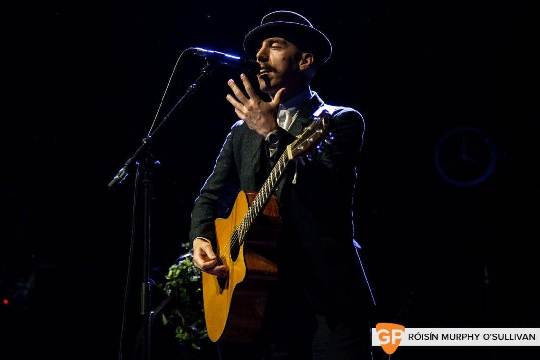 Jamie Lenman at The Helix – Roisin Murphy O'Sullivan