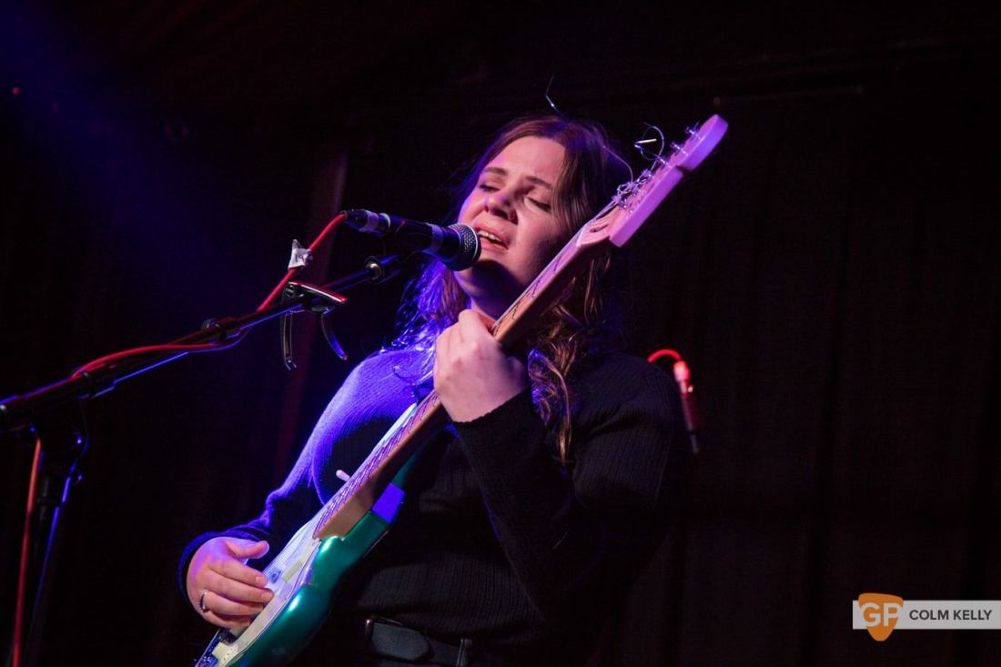 Brooke Bentham at The Grand Social by Colm Kelly-8203