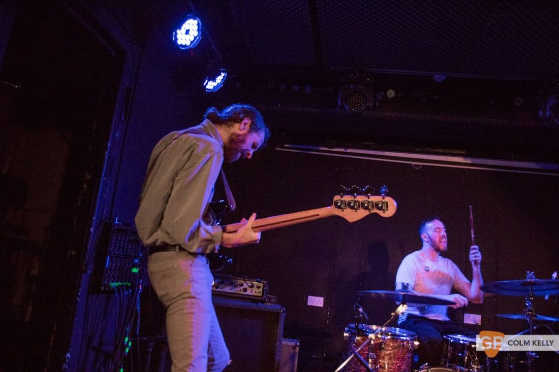 Kid Karate at The Workmans Club – Copyright Colm Kelly-2786