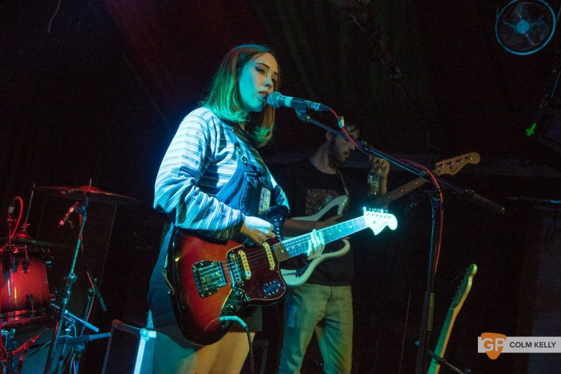 Soccer Mommy at The Grand Social by Colm Kelly-8333