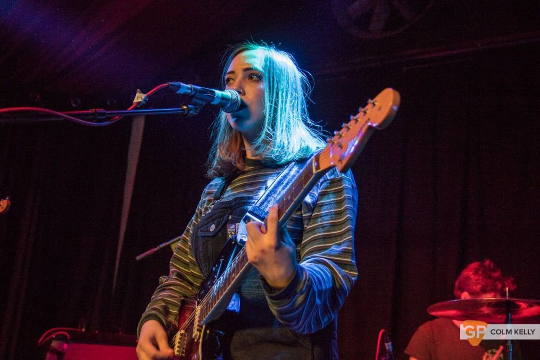 Soccer Mommy at The Grand Social by Colm Kelly-8670