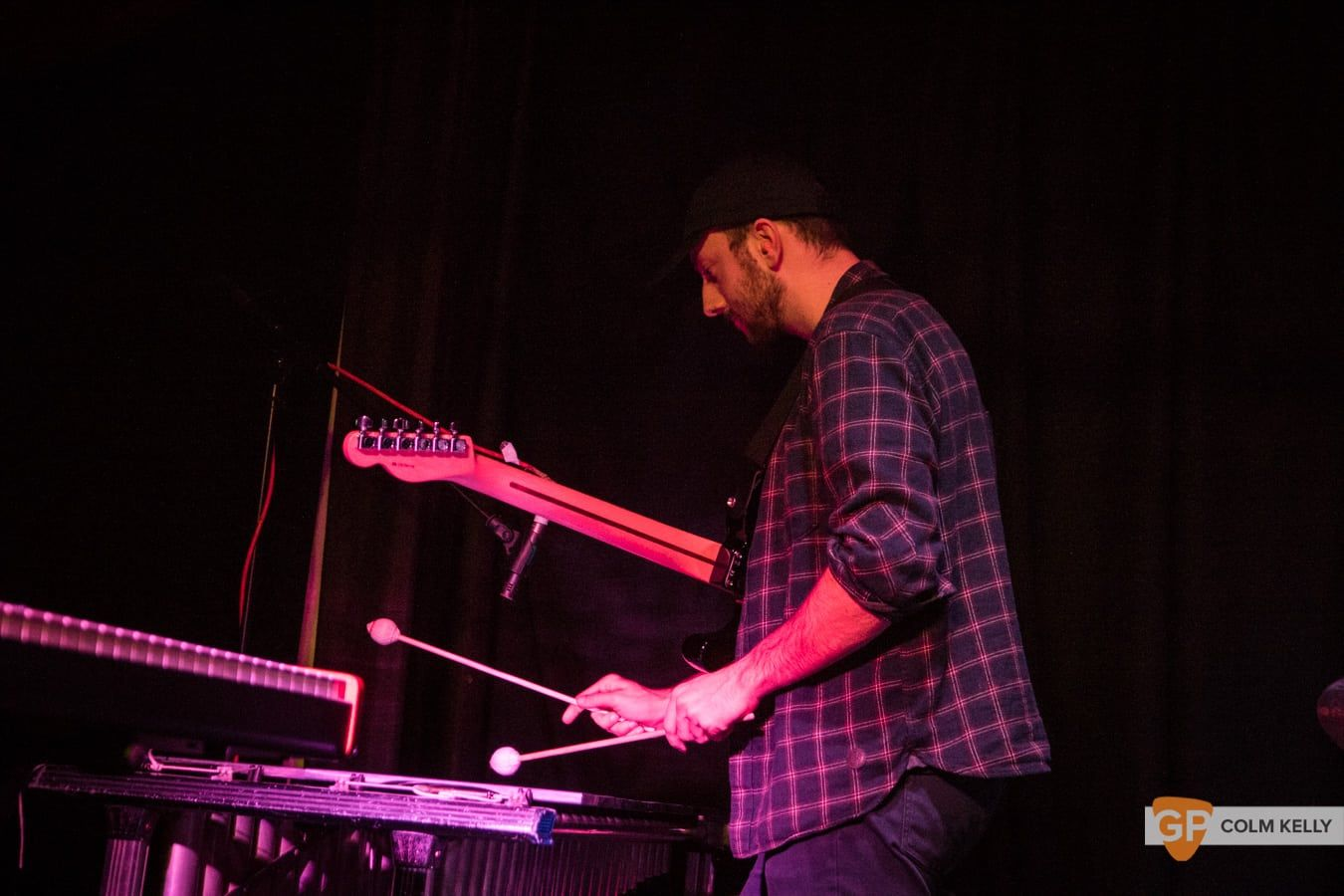 Boy Azooga at The Grand Social, Dubin by Colm Kelly-2101