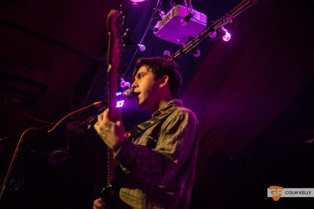 Boy Azooga at The Grand Social, Dubin by Colm Kelly-2233